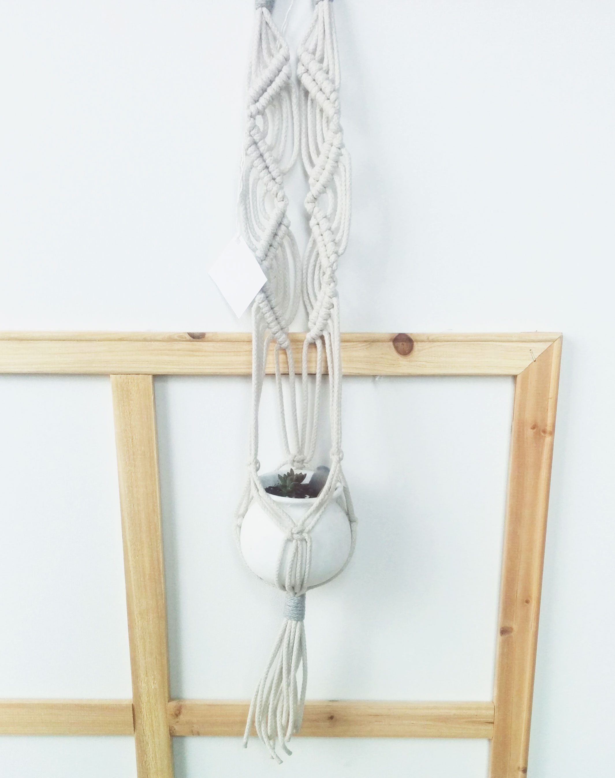 Plant Hanger from KnottyBloom