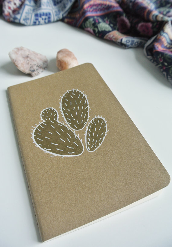 Illustrated Journal - by Fin and Feather Art